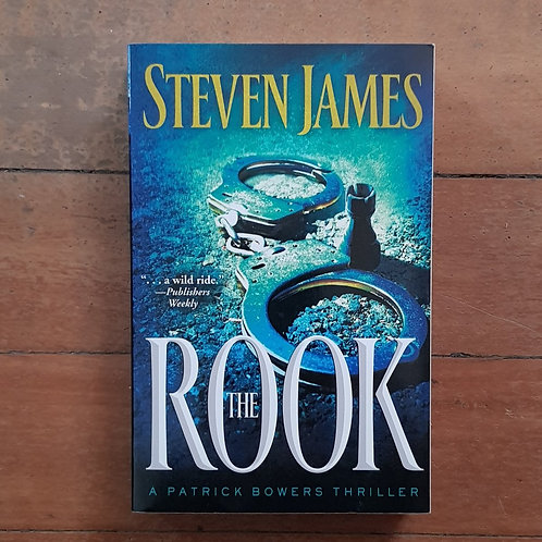 The Rook (The Patrick Bowers Files #2) (soft cover, v. good condition)