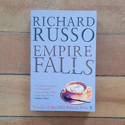 Empire Falls by Richard Russo (soft cover, good condition)
