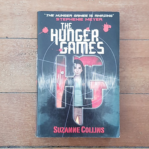 The Hunger Games (The Hunger Games #1) by Suzanne Collins (soft cov, good cond)