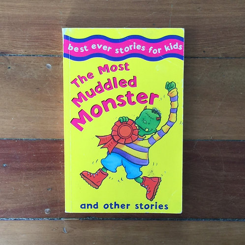 The Most Muddled Monster and other stories by Nicola Baxter