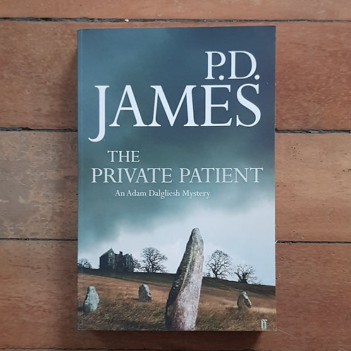 The Private Patient (Adam Dalgliesh #14) by P.D. James (oft cover, v.good cond)