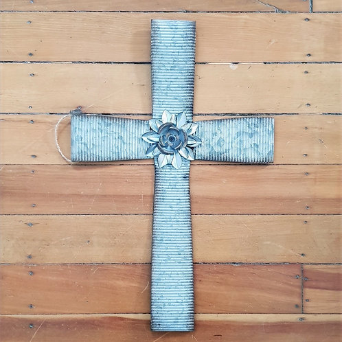Corrugated Wall Cross