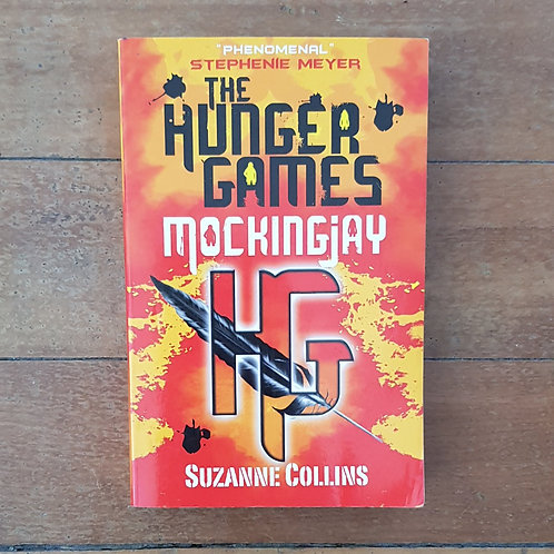 Mockingjay (The Hunger Games #3) by Suzanne Collins (soft cover, good cond)