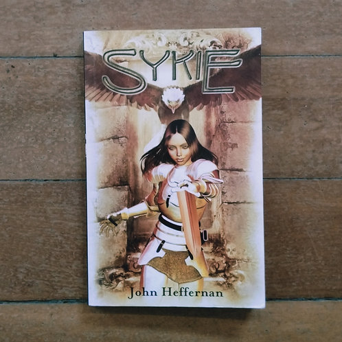 Sykie by John Heffernan (soft cover, good condition)