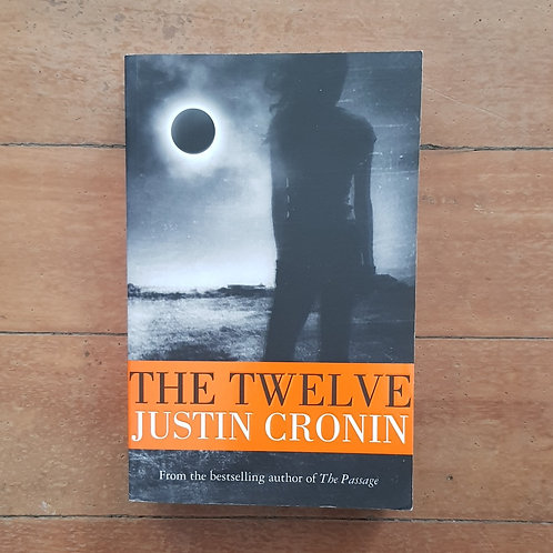 The Twelve (The Passage #2) by Justin Cronin (soft cover, good condition)