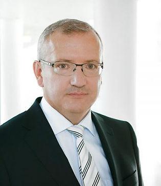 Kuratoriumsmitglied Peter Bayer