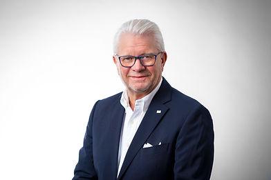 Stiftungsgründer Peter Kinscherff