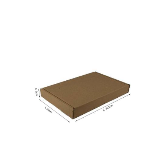 Caixa Correio 5 - 21,5x20x5cm - DELLA
