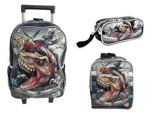 Kit T-Rex Attack C/ 3 Und. TX3139 | CLIO