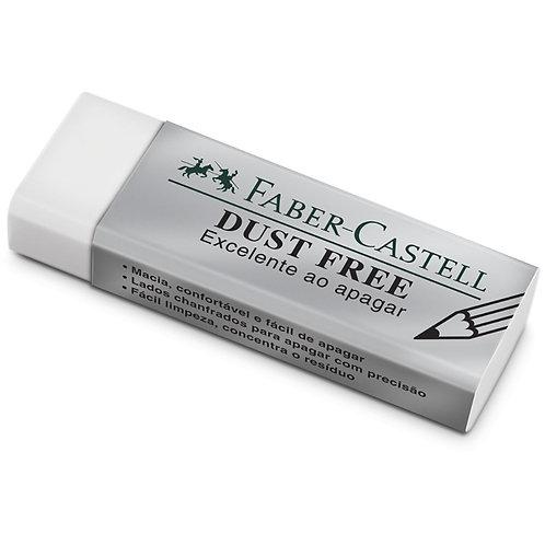 Borracha Dust Free Branca - FABER CASTELL