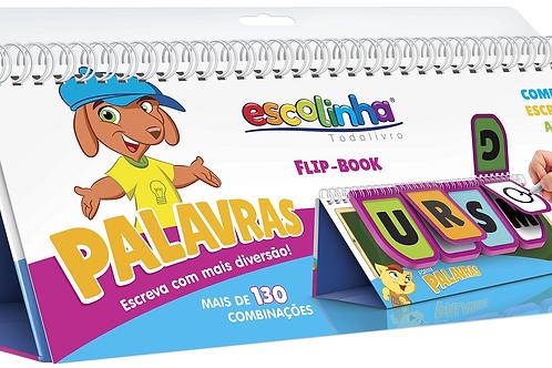 Flip-Book Palavras C/ 130 Combinações - TODOLIVRO