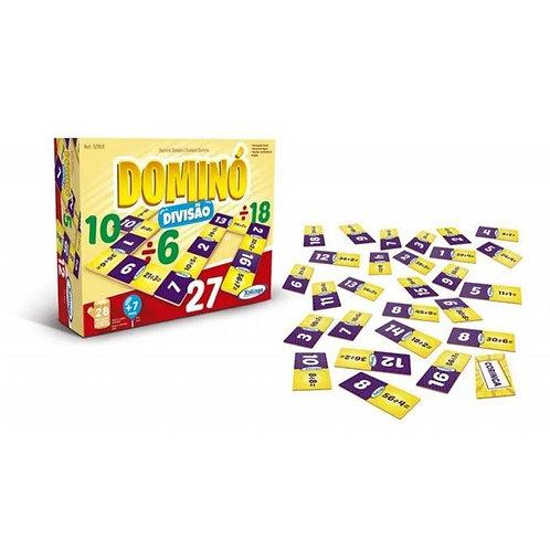 Jogo Domino Divisão | XALINGO