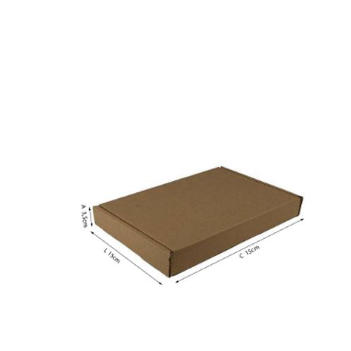 Caixa Correio PP 15x15x3,5cm - DELLA