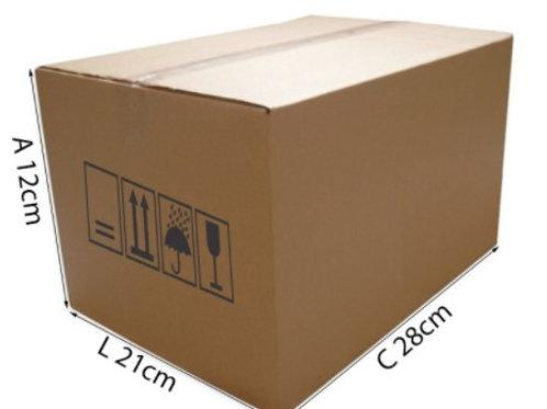 Caixa Transporte 0 - 28x21x12 - DELLA
