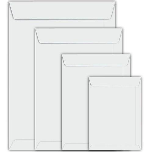 Envelope Branco - Diversos Tamanhos