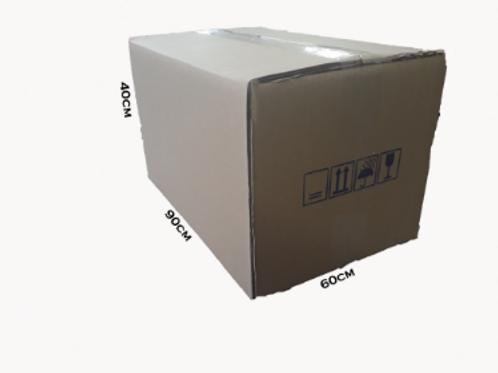 Caixa Triplex 4 90 cm x 60 cm x 40 cm - DELLA