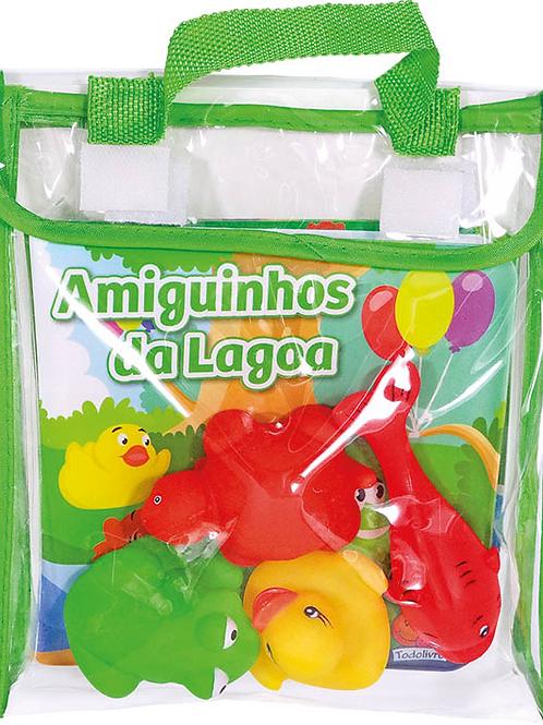 Livro: Amiguinhos da Lagoa - TODOLIVRO