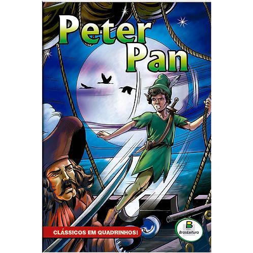 Clássicos em Quadrinhos - Peter Pan - TODOLIVRO