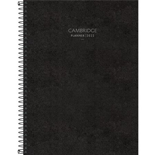 Agenda Espiral Planner Cambridge - TILIBRA