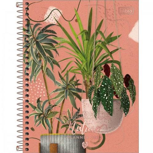 Agenda Planner Naturali - TILIBRA