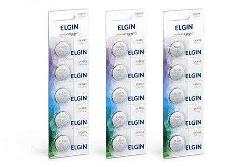 Baterias de Lítio - ELGIN