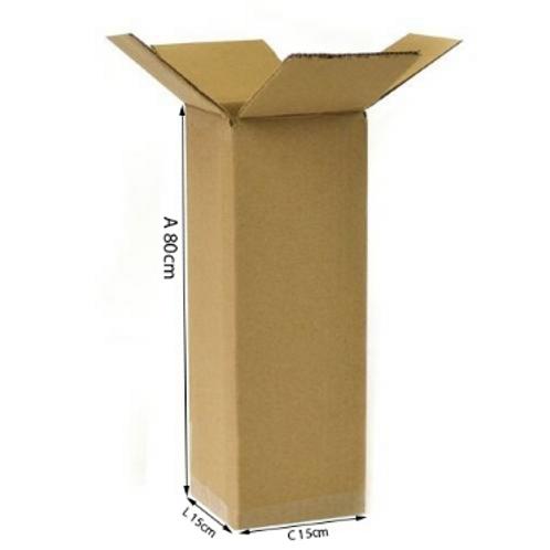 Caixa Transporte 11 15 cm x 15 cm 80 cm - DELLA