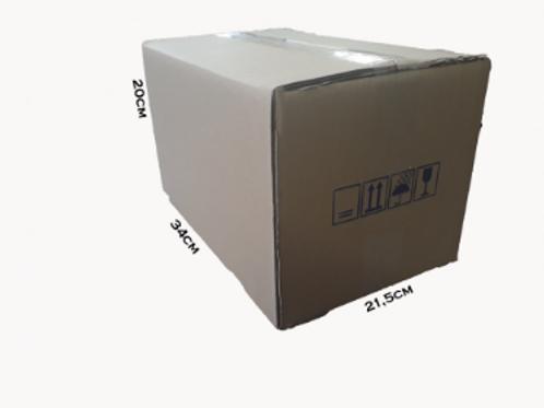Caixa Triplex 5 34 cm X 21,5 cm X 20 cm - DELLA