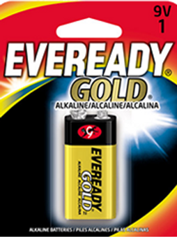 Bateria Energizer Max 9V - EVEREADY