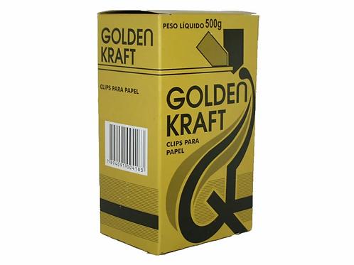 Clips Para Papel - GOLDEN KRAFT