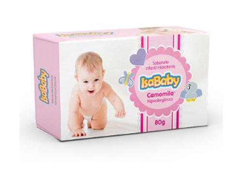Sabonete Infantil Camomila - ISABABY