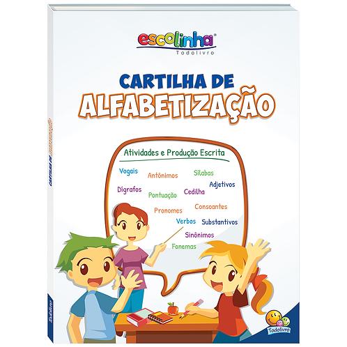 Livro: Cartilha de Alfabetização | TODOLIVRO
