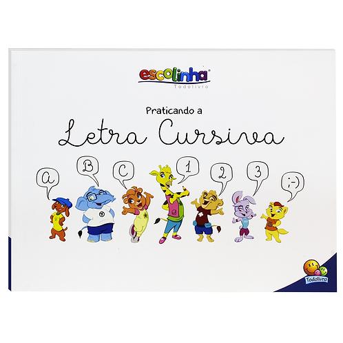 Escrever Bem: Praticando a Letra Cursiva | TODOLIVRO