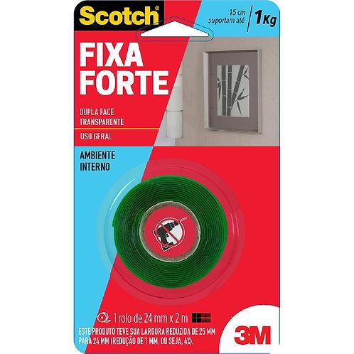 Fita Fixa Forte P/ Ambientes Internos de 1KG Scotch - 3M