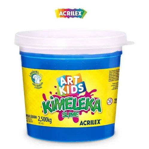 Kimeleka Art Kids Azul 2,5kg - ACRILEX