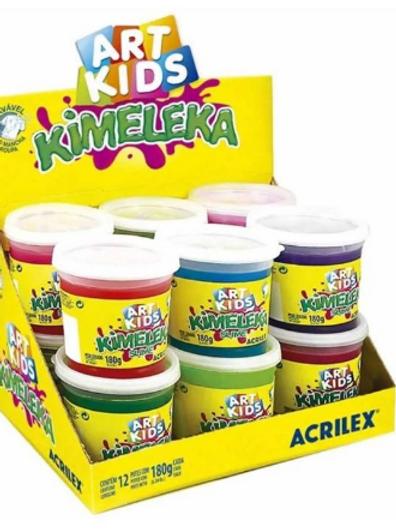 Kimeleka Slime - Art Kids - ACRILEX