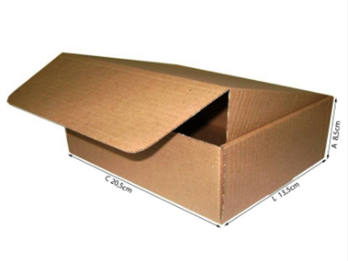 Caixa Correio 1 - 20,5 cm x 13,5 cm x 8,5 cm - DELLA