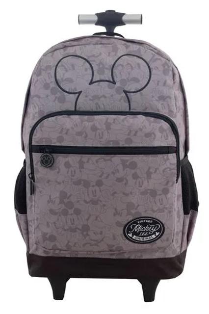 Bolsa com Rodinhas Mickey College - XERYUS
