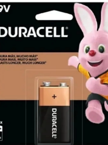 Bateria 9V - DURACELL