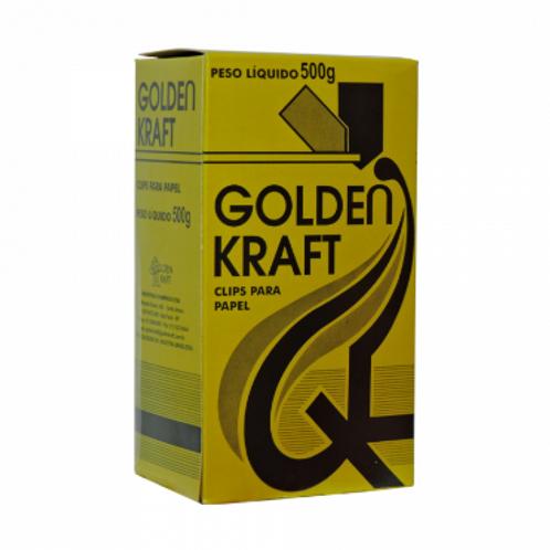 Clips de Aço - GOLDEN KRAFT