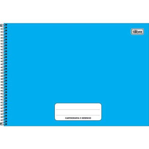 Caderno de Desenho Pepper 80 Folhas - TILIBRA