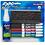 Thumbnail: Kit Marcador Fino 4 Cores C/ Apagador + Limpador - EXPO
