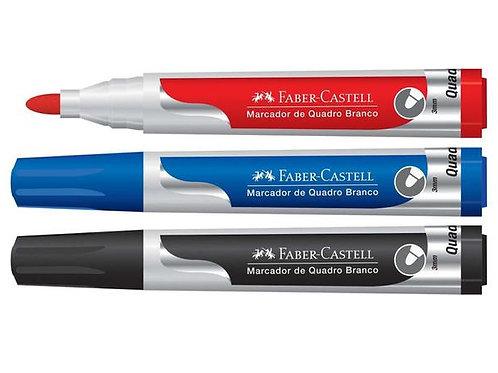 Marcador para Quadro Branco Smart Click   FABER-CASTELL