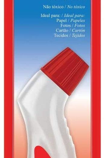 Cola Gel Ergonômico 63g - FABER CASTELL