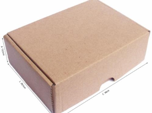 Caixa Correio 4 36 cm x 28,5 cm x 13,5 cm - DELLA