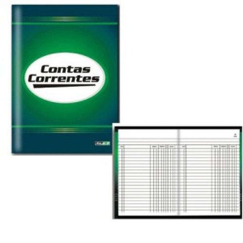 Livro Contas Correntes - SÃO DOMINGOS