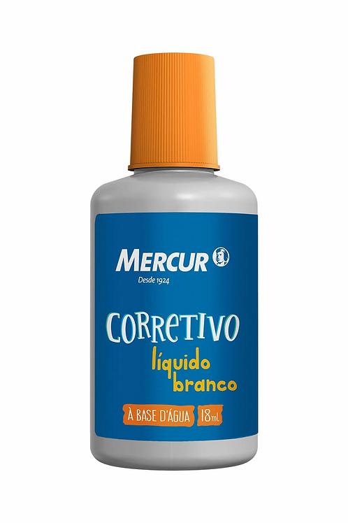 Corretivo Líquido 18ml - MERCUR