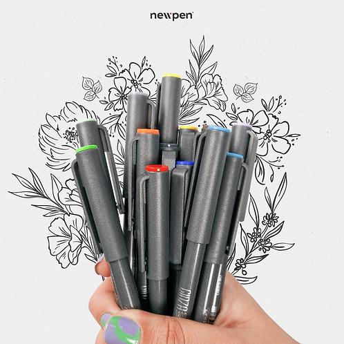 Brush Pen Ginza Nano | NEWPEN