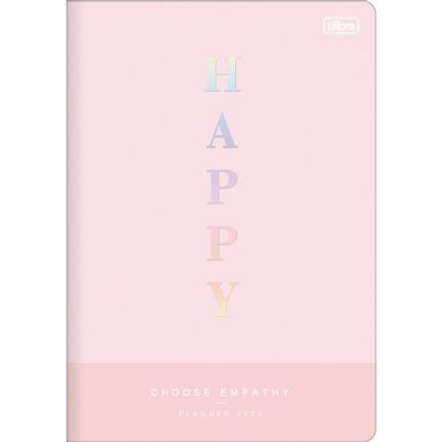 Agenda Gramp Planner Happy M7 - TILIBRA