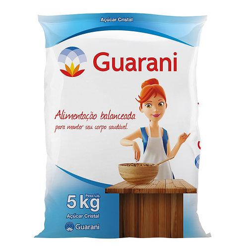Açúcar Cristal 5KG - GUARANI