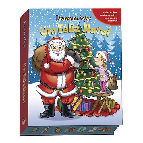 Livro em Ação - Um Feliz Natal - VALE DAS LETRAS